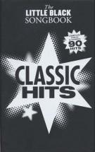 Little Black Songbook - Classic Hits - 90 Hits - Paroles Et Accords