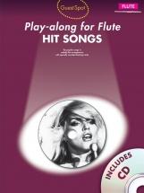 Guest Spot Hit Songs Flute + Cd - Flute