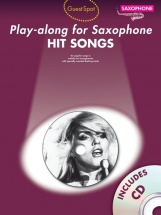 Guest Spot Hit Songs Alto Saxophone + Cd - Alto Saxophone