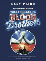 Willy Russell - Blood Brothers - Easy - Piano Solo