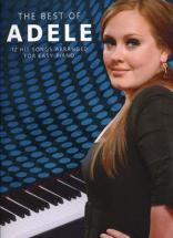 Adele - Best Of Easy Piano
