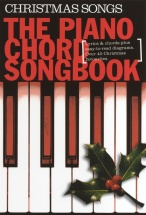 Piano Chord Songbook - Christmas Songs - Lyrics And Piano Chords
