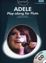 Adele - Guest Spot + Cd - Flute