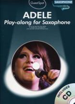 Adele - Guest Spot + Cd - Saxophone