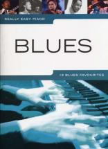 Really Easy Piano Blues