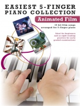 Easiest 5-finger Piano Collection Animated Film - Piano Solo