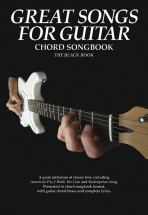 Great Songs For Guitar - Black- Lyrics And Chords