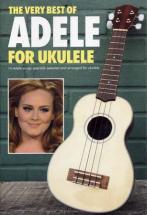 Adele - Very Best Of For Ukulele