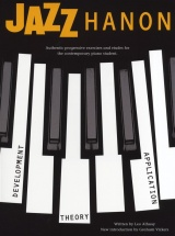 Leo Alfassy - Jazz Hanon Revised Edition - Piano Solo