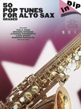Dip In - 50 Graded Pop Alto Saxophone Solos - Alto Saxophone