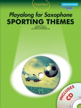 Guest Spot - Sporting Themes - Alto Saxophone - Alto Saxophone