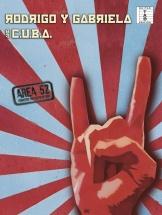 Rodrigo Y Gabriela - Rodrigo Y Gabriela And C.u.b.a - Area 52 - Guitar Tab