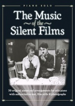 The Music Of The Silent Films - Piano Solo