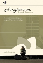 Justin Sandercoe - The Justinguitar.com Acoustic Songbook - Guitar