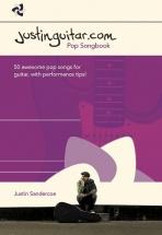 Justin Sandercoe - Justinguitar.com Pop Songbook - Guitar Tab
