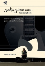 Justin Sandercoe - The Justinguitar.com Rock Songbook - Guitar