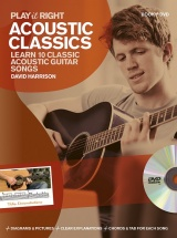 David Harrison - Play It Right - Acoustic Classics - Guitar
