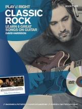 David Harrison - Play It Right - Classic Rock Songs Guitar - Guitar Tab