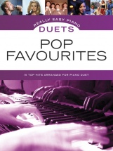 Really Easy Piano Duets - Pop Favourites - Piano Duet