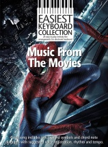 Easiest Keyboard Collection - Music From The Movies - Keyboard