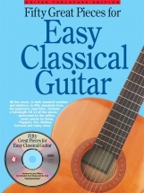 50 Great Pieces For Easy Classical Guitar - Guitar Tab