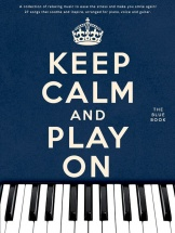 Keep Calm And Play On - The Blue- Pvg