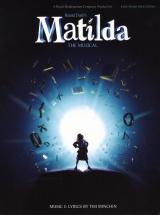 Tim Minchin - Matilda The Musical Easy - Piano Solo