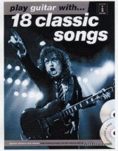 Play Guitar With - 18 Classics Songs Tab + Cd