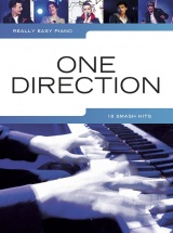 One Direction - Really Easy Piano - One Direction - Piano Solo