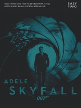 Adele Skyfall Easy Piano Sheet - Piano Solo
