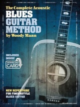 Mann W. - The Complete Acoustic Blues Guitar Method