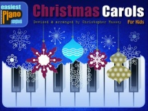 Easiest Piano Songbook - Christmas Carols - Piano Solo