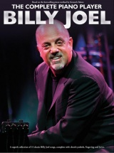 Billy Joel - The Complete Piano Player - Billy Joel - Piano And Vocal
