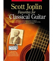 Scott Joplin Favortites For Classical Guitar