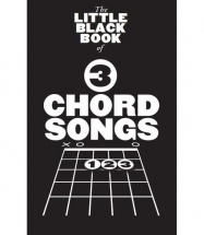 Little Black Book - 3 Chord Songs  - Parole Et Accords