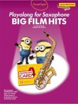 Guest Spot - Big Film Hits - Saxophone Playalong