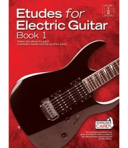 Kris Lennox - Etudes For Electric Guitar Book 1