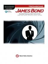 Instrumental Play Along - James Bond - Trombone