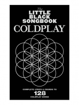 Little Black Songbook - Coldplay - Paroles and Accords