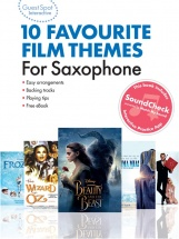 Guest Spot Interactive - 10 Favourite Film Themes For Saxophone