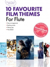 Guest Spot Interactive - 10 Favourite Film Themes For Flute