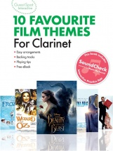 Guest Spot Interactive - 10 Favourite Film Themes For Clarinet