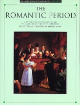 Anthology Of Piano Music Volume 3 - The Romantic Period - Piano Solo