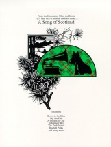 A Song Of Scotland Piano Vocal Guitar Chord Symbols- Pvg