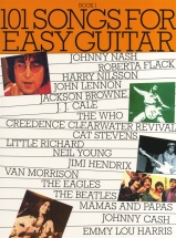 101 Songs For Easy Guitar - V. 1 - Melody Line, Lyrics And Chords