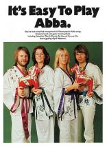 Abba - It's Easy To Play Abba - Pvg