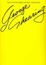 The Genius Of George Shearing Piano Solos - Piano Solo