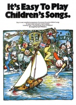 It's Easy To Play Children's Songs For Piano - Pvg