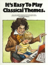 It's Easy To Play Classical Themes - Piano Solo