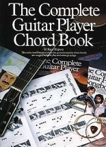 The Complete Guitar Player Chord Book Book Only - Guitar